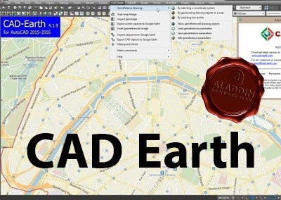 CAD-Earth 4.1