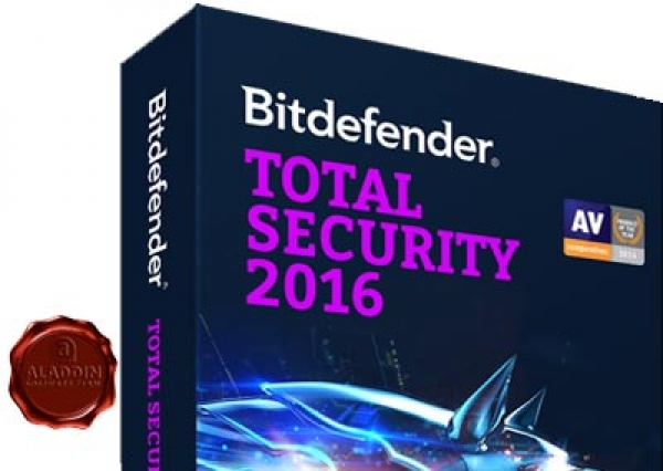 Bitdefender TotalSecurity 2016