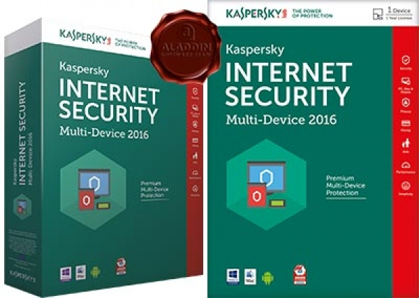 Kaspersky Internet Security 2016 تک کاربره