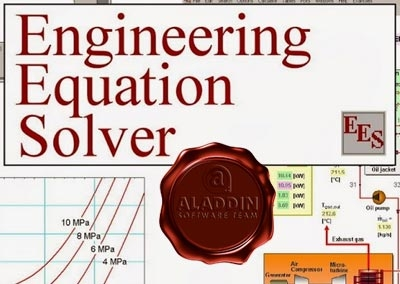 نرم افزار  ESS (Engineering Equation Solver) v9.4